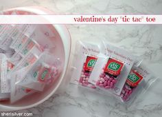 Tic Tac Toe Valentines l sherisilver.com Pinky Swear, Converse With Heart, Tic Tac Toe, Crafty Craft, Easy Peasy, Toddler Activities, Cool Kids, Little Ones, Easy Crafts