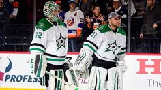 NHL - Morning 3-on-3 -- Will goaltending doom the Dallas Stars?