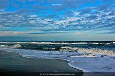 "Lauren Parker Lasater ""Winter Waves"" Virginia Beach, Virginia 2013 Digital Photography Custom"