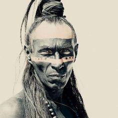 Mayan Warrior.