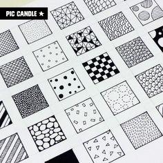 30 Doodle Patterns | Flickr - Photo Sharing!