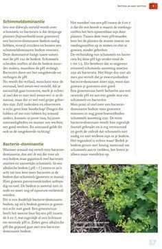 Blog Natuurlijke Moestuin | Houtsnippers: Schimmels, Verzuring en Andere Bedenkingen | http://blog.natuurlijkemoestuin.be