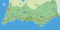 praia Odeceixe aljezur portugal - Google Search