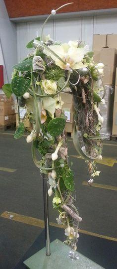 Participant competition Bridal Bouquets 2013 • VBW (NL)