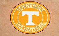 "Tennessee Volunteers 27"" Roundel Mat (FM-18639) (GREAT SAVINGS05)"