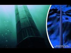 """Enorme """"rascacielos"""" encontrado en el fondo del Mar - YouTube"""