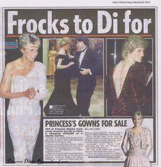 Princess Diana dress article