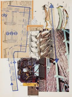 Sam Dodson, Showing The Workings And Spaghetti Of The Organic Telephone Exchange on ArtStack #sam-dodson #art