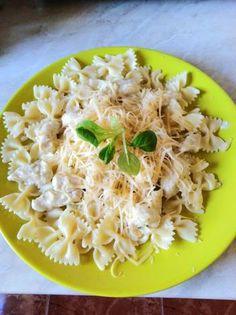 Tejszínes fokhagymás csirke Macaroni And Cheese, Ethnic Recipes, Food, Mac And Cheese, Essen, Meals, Yemek, Eten