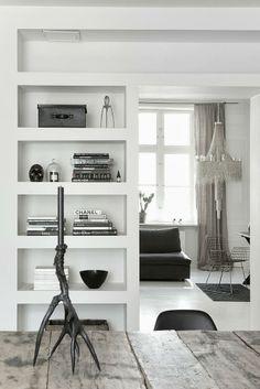 La vida en blanco y negro