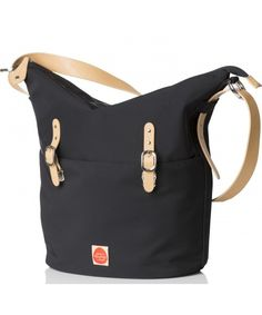 PacaPod Idaho | black baby changing bag