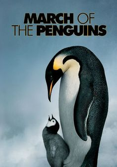 Still one of my favorite documentaries. March of the Penguins (2004) The product of more than a year of filming on the Antarctic ice, this Oscar-winning documentary reveals never-before-captured footage of the penguins' underwater life and explores their steadfast quest for monogamy.