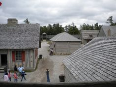 Fort Michilimackinac, Mackinaw City, MI