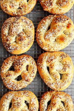 Sourdough Everything Pretzels - Food Recipes :)