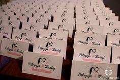 3. Mad Men's Wedding,Place card,Silhouette /  Wesele w stylu Mad Men,Winietki,Anioły Przyjęć