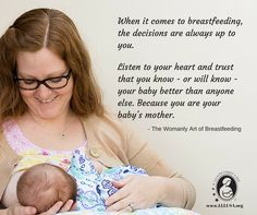 When it comes to #breastfeeding, the decisions are always up to you. Whether you breastfeed for two days, two months or two years... La Leche League is here to support you as you reach your goals.