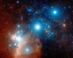 Orion's Belt.