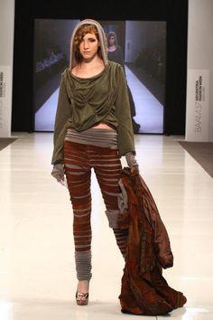 """Liz Bracchi, Finalista Concurso """"Yo, el joven creador de moda"""" - BAAM Primavera Verano 2012/13"""