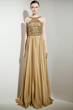 See the complete Reem Acra Pre-Fall 2011 collection.