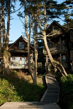 The Cabins, Ucluelet, BC - can't wait to go back! Ucluelet Bc, Pacific West, Vancouver Island, Great Pictures, Wonderful Places, Dream Homes, West Coast, Cabins, Terrace