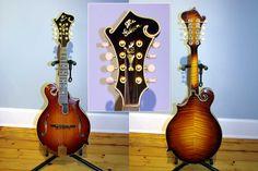 Taylor Mandolins | 1987 Mark Taylor F5-copy Mandolin