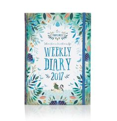 Diary Year 2017 Pimpelmees