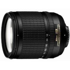 18-135mm f/3.5-5.6G ED-IF AF-S DX Zoom-Nikkor, 67 mm filter size $261