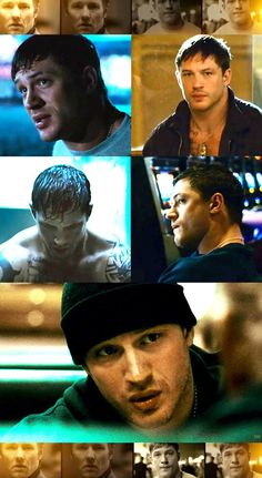 tom hardy in warrior, such a great movie!!!