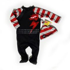 Set Pyjama Megabolt - 35€