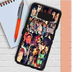 Magcon Boys Collage 2 Samsung Galaxy S8 Plus Case Dewantary