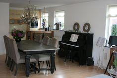piano en tafel