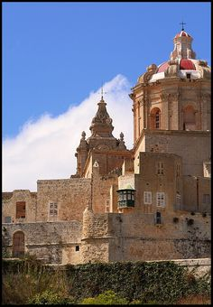 Mdina Castle & Cathedral of St. Paul, Mdina, Malta Copyright: George Rumpler