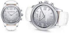 HP's smartwatch has Swarovski crystals and a see-through screen. It looks just like any other Swarovski-encrusted arm candy, which could be good or bad, depending on your preference. Only difference is that its glass is actually a transparent screen that can be activated by a dial. It connects to an iOS 8+ or an Android 4.4+ device via Bluetooth and shows you incoming calls, messages, emails and even the steps you've taken, thanks to its built-in pedometer.