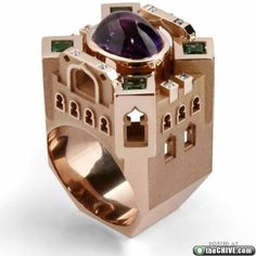 Who needs a mortgage when you have ring like this!