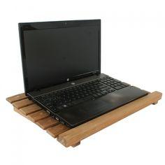 The Westminster Teak Lap Desk Tray elevates your laptop atop 100 percent Grade A Teak wood. Teak Shower Stool, Westminster Teak, Teak Garden Furniture, Laptop Tray, Laptop Cooling Pad, Desk Tray, Lap Desk, Modern Lounge, New Laptops