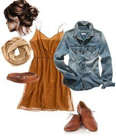 """Fall"" via Dani California Style Blog"