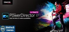 Save up to offers on all latest versions ultra & ultimate with CyberLink PowerDirector & Motion Video, Stop Motion, Software, Can, Creative Video, Made Video, Windows, A Whole New World, Video Maker