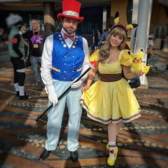 28 Cute and Silly Pokémon Costumes For Couples