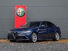 2016 Alfa Romeo Giulia - Quadrifoglio