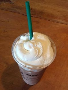 My Culinary Corner: Reese's Peanut Butter Cup Frappe - S