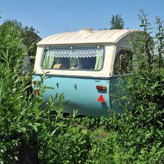 Camping 3Akers pipowagens en gepimpte caravans op unieke locatie