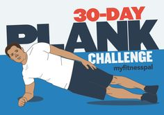 The 30-Day Plank Challenge ‹ Hello Healthy