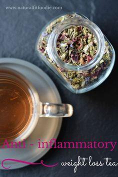 Anti-inflammatory weight loss tea   Best Herbal Tea Recipes