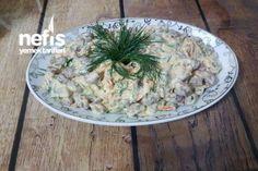 Yedikçe Yedirten Barbunya Salatası Tarifi