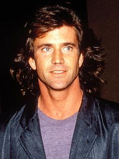 "Mel Gibson: 1985 photo | Long before courting controversy with The Passion of the Christ, PEOPLE's inaugural Sexiest Man Alive was simply ""the most gorgeous man I've ever met,"" actress Sigourney Weaver said about azure-eyed Gibson, who was then starring in Mad Max: Beyond Thunderdome."