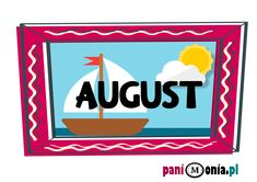 Miesiące - plansze do wydrukowania - Pani Monia 1 Logo, Calm, Artwork, Home Decor, Work Of Art, Decoration Home, Auguste Rodin Artwork, Room Decor, Artworks