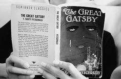 The Great Gatsby is one of my favorite books of all time and always will be <3 <3