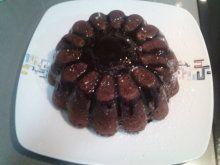 Torta de chocolate en microondas facil 10 minutos