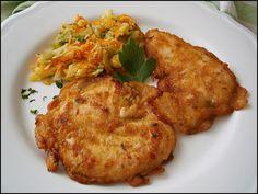 Kuřecí rychlovka v pikantním solamylovém těstíčku                          Z uvedených surovin umícháme hladké těstíčko. Maso opláchneme, osušíme a přes potravinářskou folii, nebo svačinový sáček paličkou lehce...