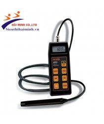 Nhiệt kế - âm kế cầm tay Hanna HI9564  - Model HI9564 - Thang đo Độ ẩm 20.0 to 95.0% - Nhiệt độ 0.0 to 60.0°C (32 to 140°F) - Độ phân giải Độ ẩm 0.1% RH - Nhiệt độ 0.1°C / 0.1°F